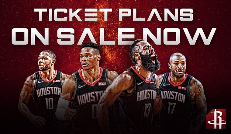 Houston Rockets The Official Site Of The Houston Rockets