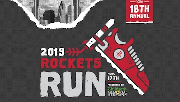 Register Now for Rockets Run on Nov. 17th
