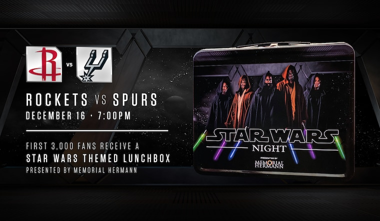 Join us for Star Wars Night