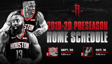 Houston Rockets | The Official Site of the Houston Rockets