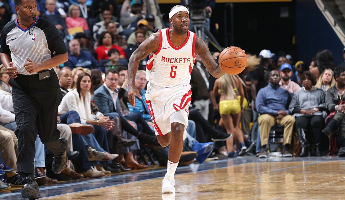 Rockets Waive Bobby Brown