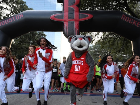 Photo Gallery: 18th Annual Rockets Run Presented By Children's Memorial Hermann
