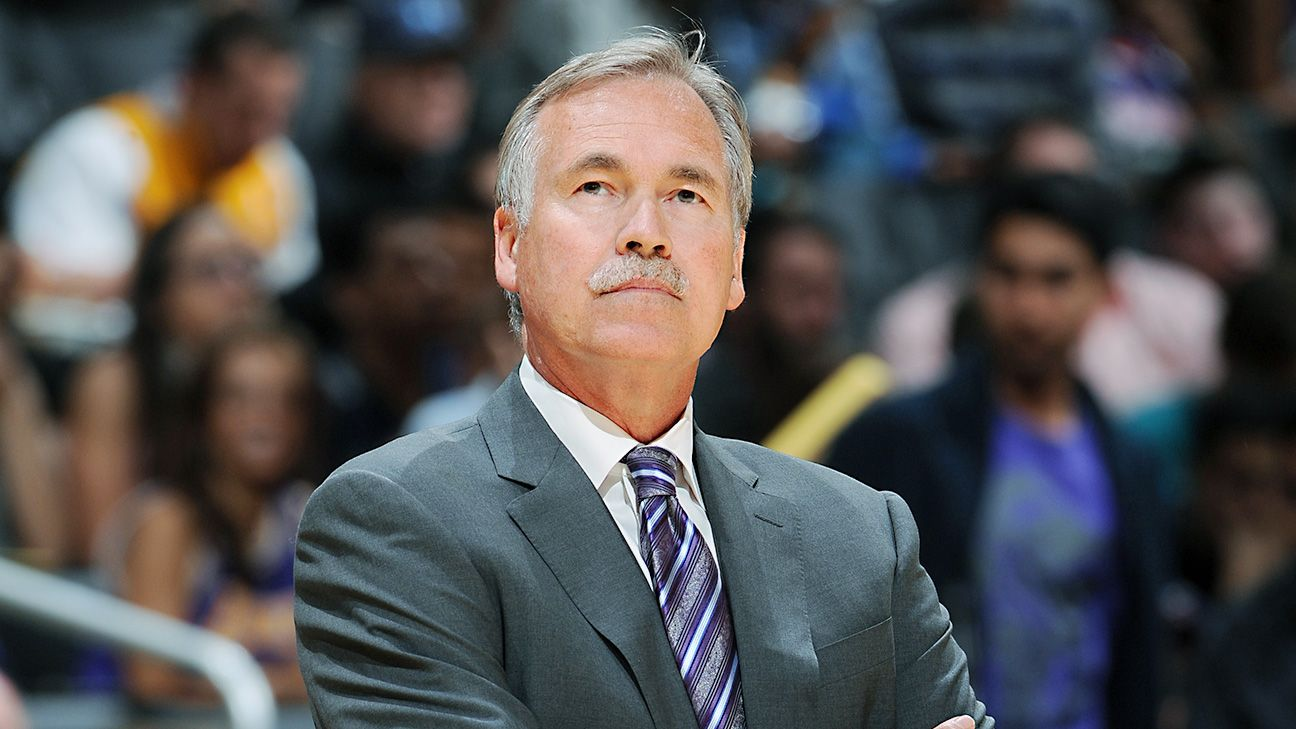 Rockets Name Mike D Antoni Head Coach Houston Rockets