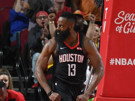 Photo Gallery: Rockets vs. Lakers 12-13-18