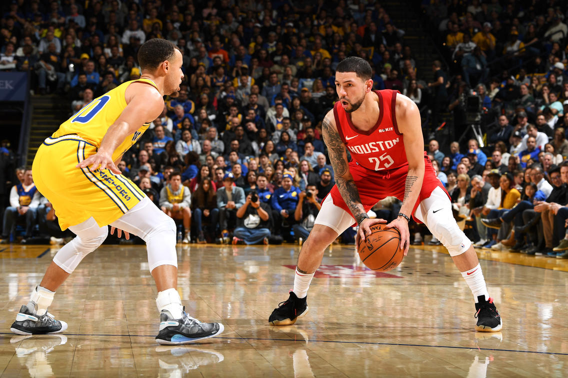 Austin Rivers Its The Happiest Ive Been In My Career Houston