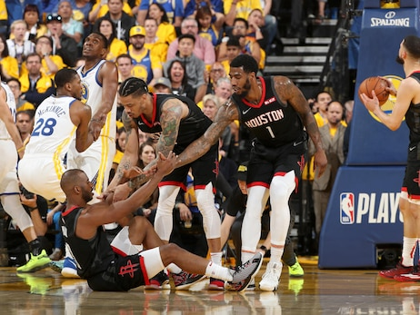 Photo Gallery: Rockets at Warriors 5-8-19