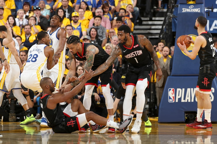 Western Conference Semifinals - Houston Rockets v Golden State Warriors