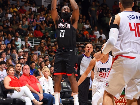 Photo Gallery: Rockets vs. Clippers