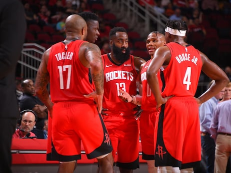 Photo Gallery: Rockets Vs. Bucks 10-24-19