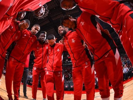 Photo Gallery: Rockets vs. Thunder 10-28-19
