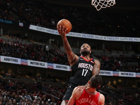 Photo Gallery: Rockets at Bulls 11-09-19