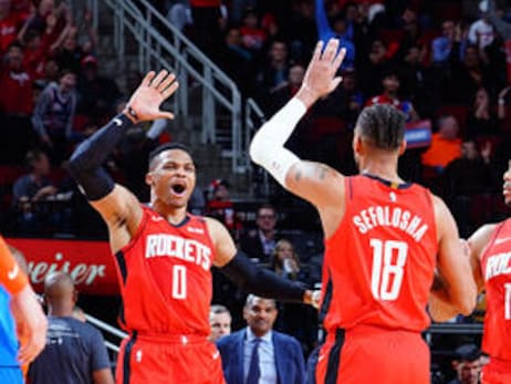 Photo Gallery: Rockets vs. Thunder 1-20-20
