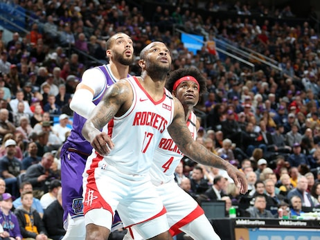 Photo Gallery: Rockets at Jazz 1-27-20
