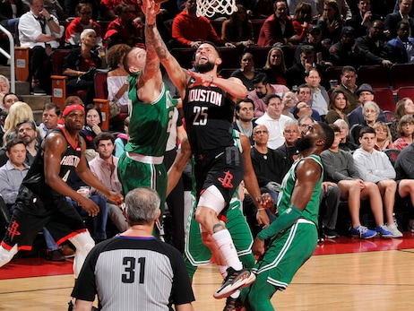 Photo Gallery: Rockets vs. Celtics 2-11-2020