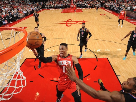 Photo Gallery: Rockets Vs. Clippers 03/05/2020
