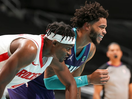 Photo Gallery: Rockets at Hornets 2-8-21