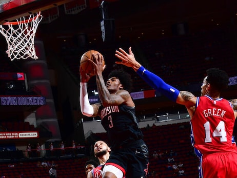 Photo Gallery: Rockets Vs. 76ers 05/5/2021