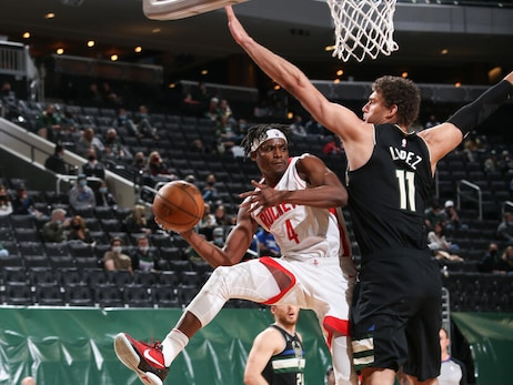 Photo Gallery: Rockets Vs Bucks 05/7/2021