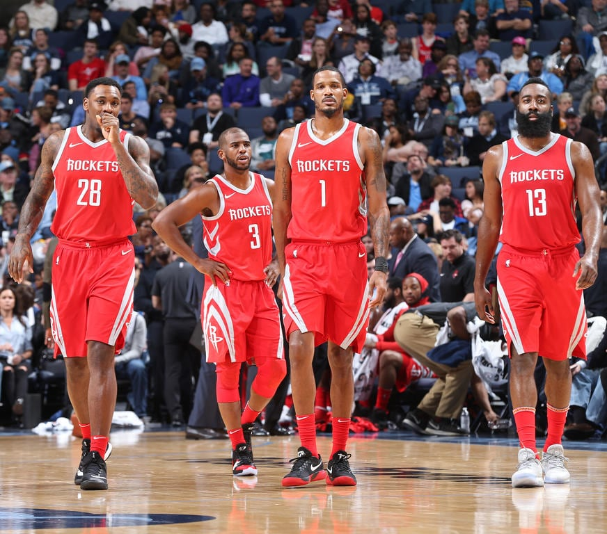 James Harden Quadruple Team: Power Rankings Roundup: Week 6