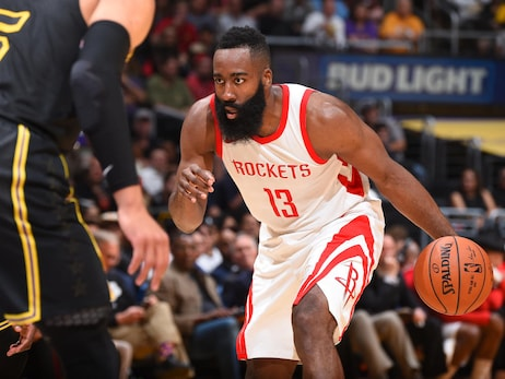 Photo Gallery: Rockets at Lakers 4-10-18