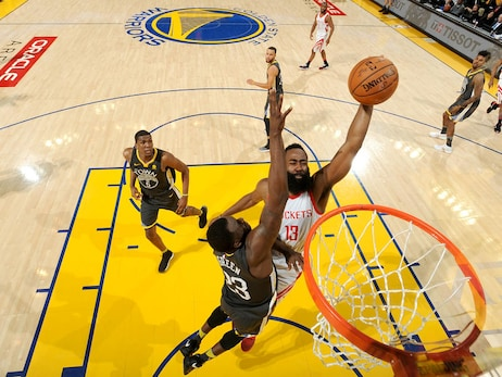 Photo Gallery: Rockets at Warriors 5-22-18