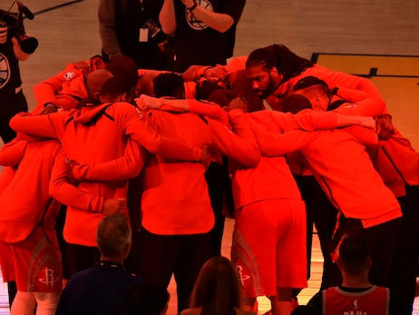 Photo Gallery: Rockets vs. Warriors 05-26-18