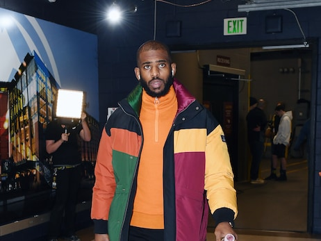 CP3's Fits