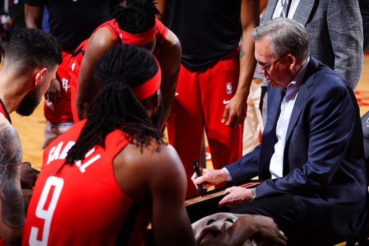 Rockets Mike D'Antoni Named Western Conference Coach of the Month for February | Houston Rockets