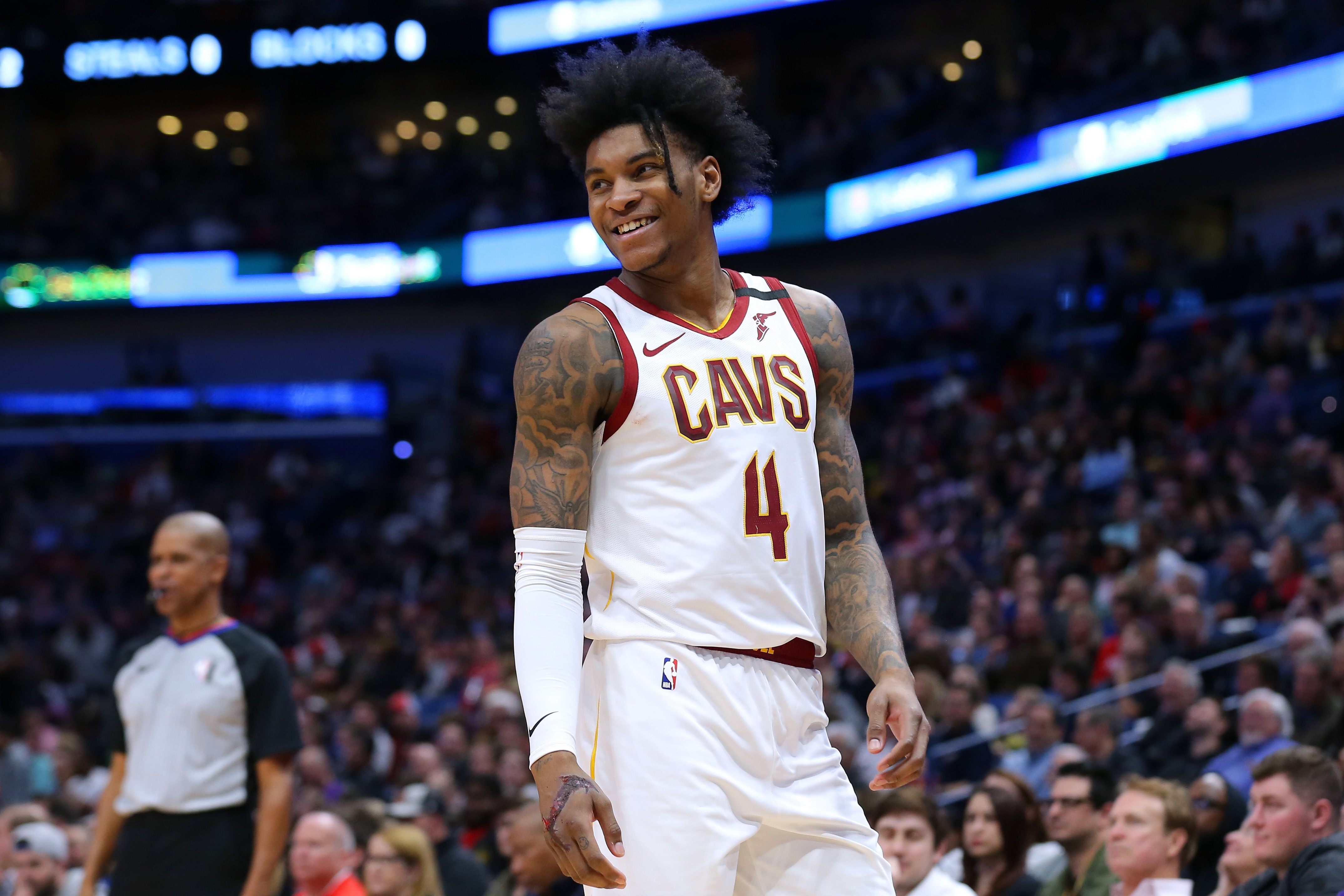 Cavaliers agree to trade Kevin Porter Jr. to Rockets