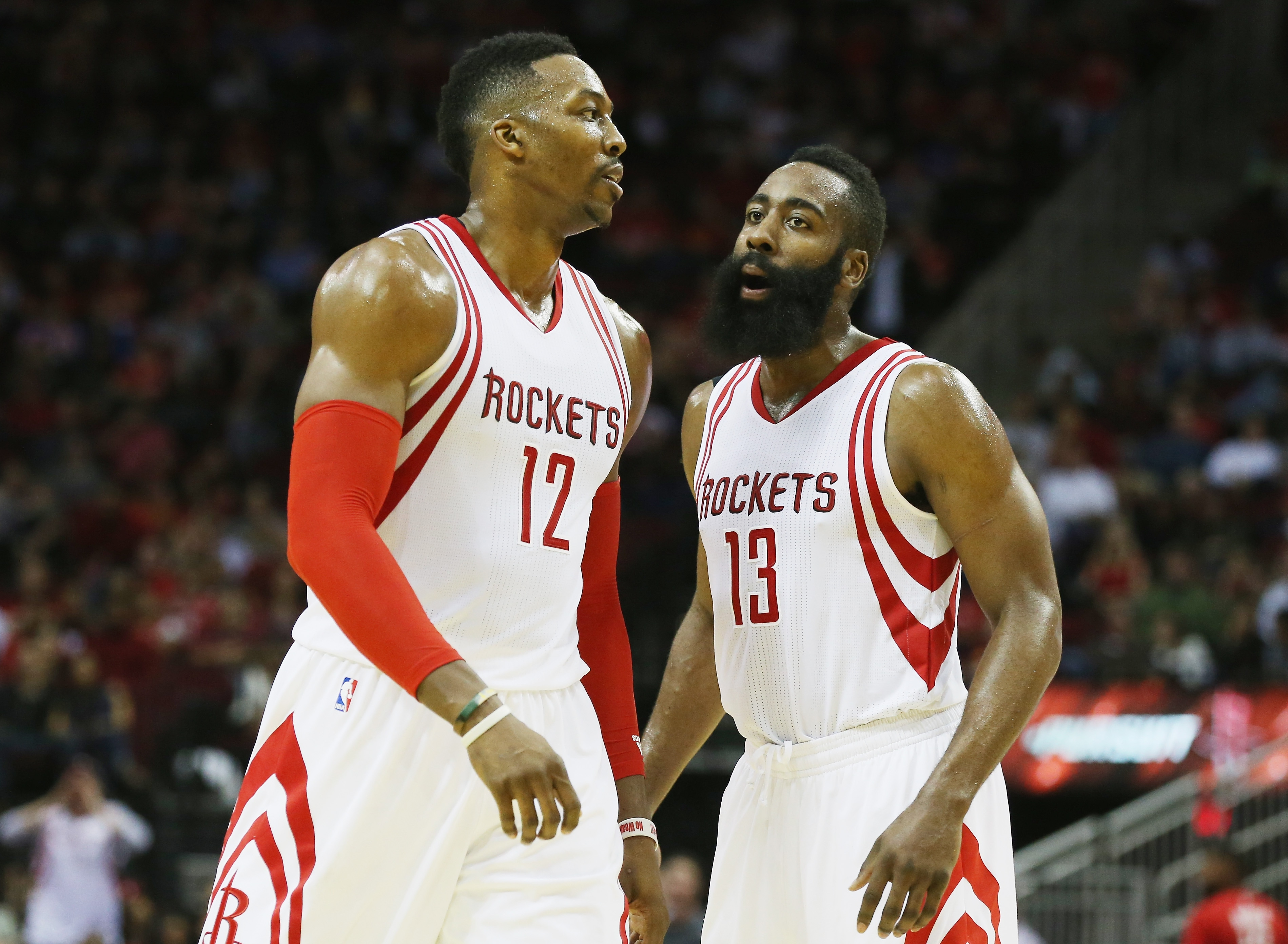James Harden and Dwight Howard Named Finalists for 2016 U S