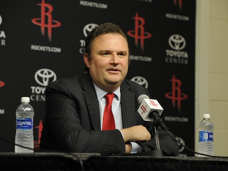 Statements Regarding Houston Rockets General Manager Daryl Morey