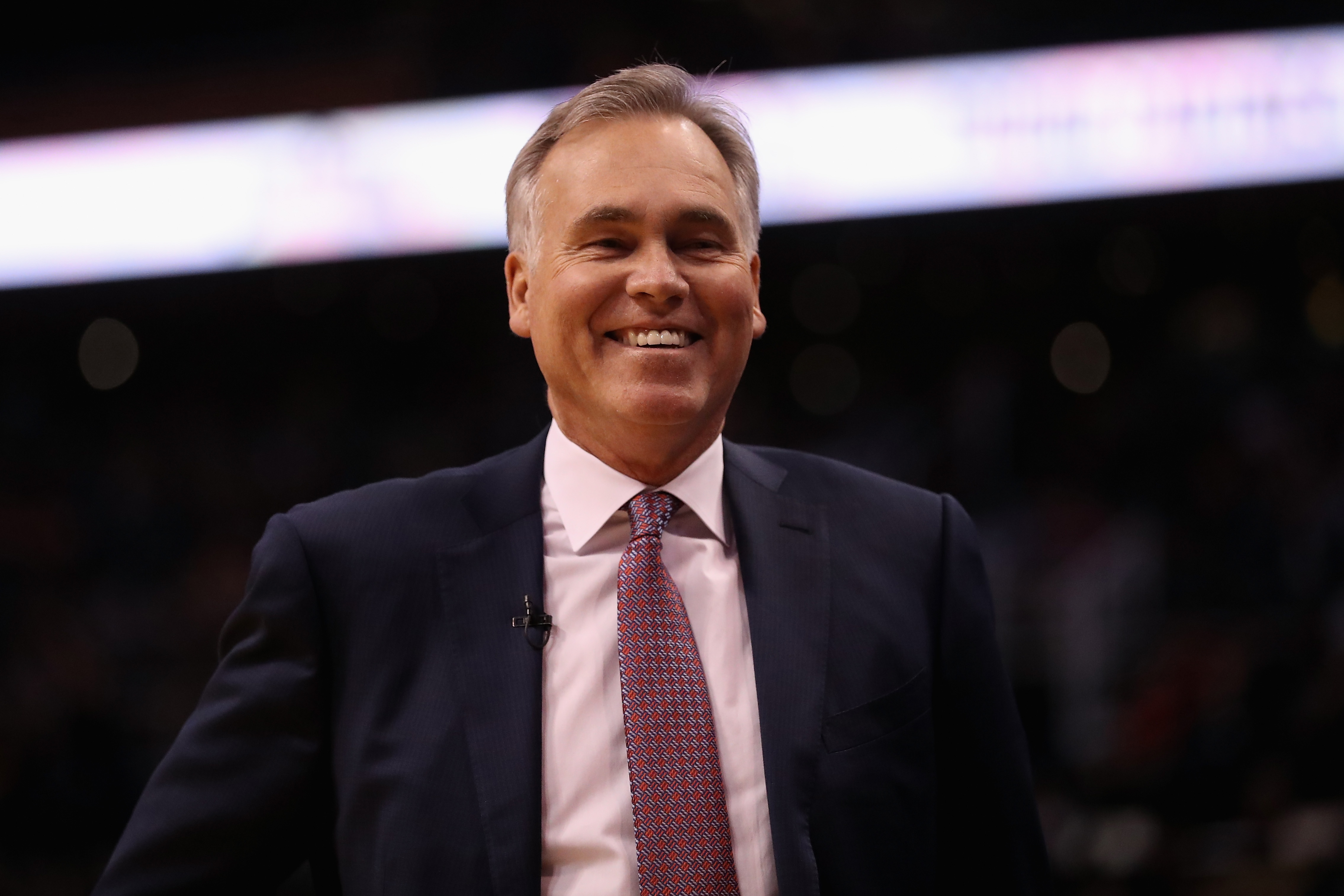 Rockets Exercise Fourth-Year Option on Head Coach Mike DAntonis Contract