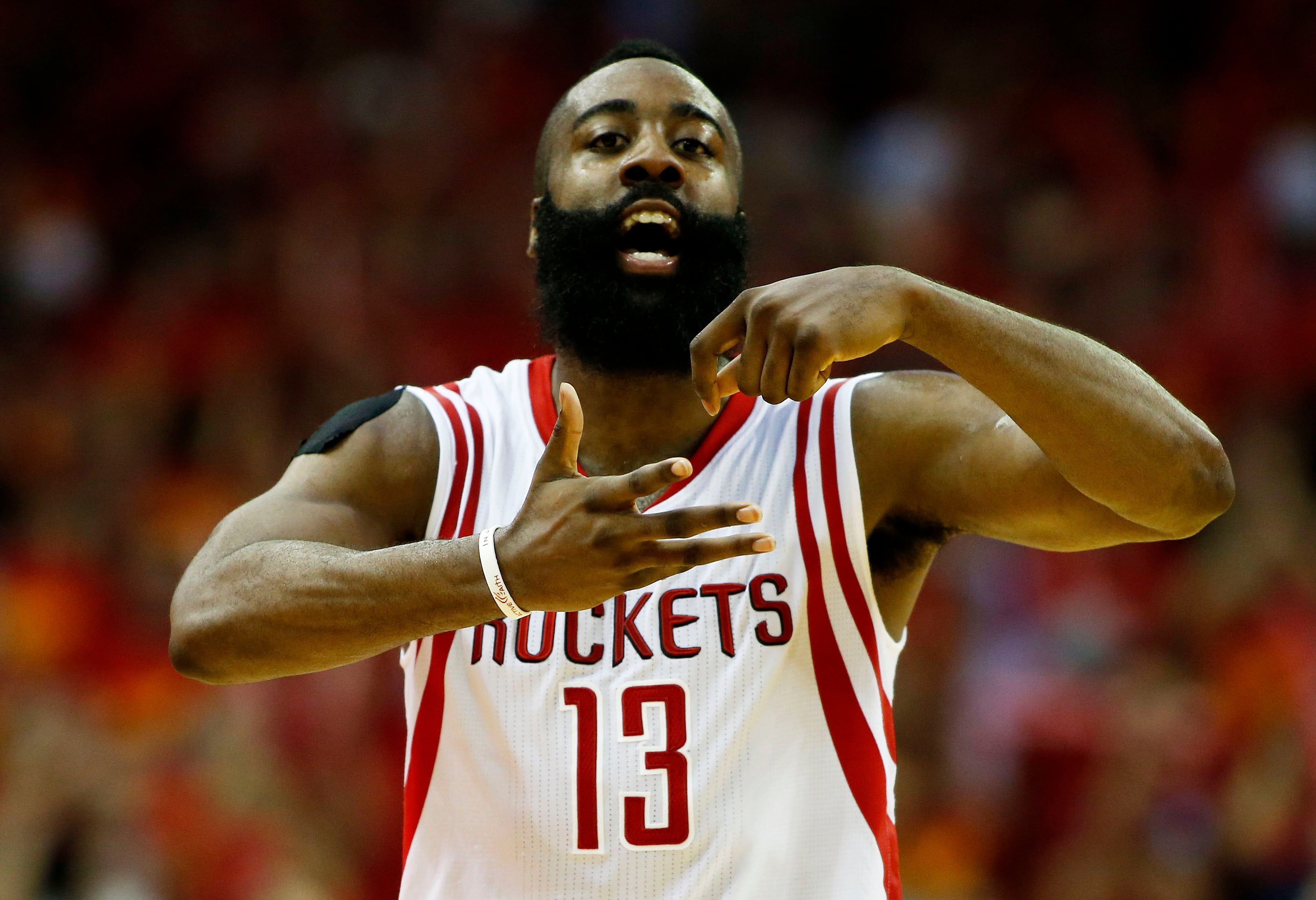 James Harden Named to 2014-15 All-NBA First Team  Houston Ro