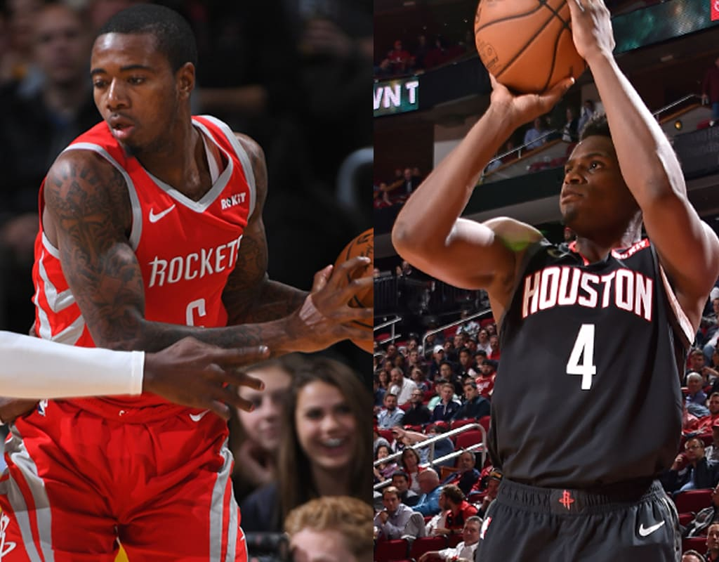rockets announce roster updates houston rockets