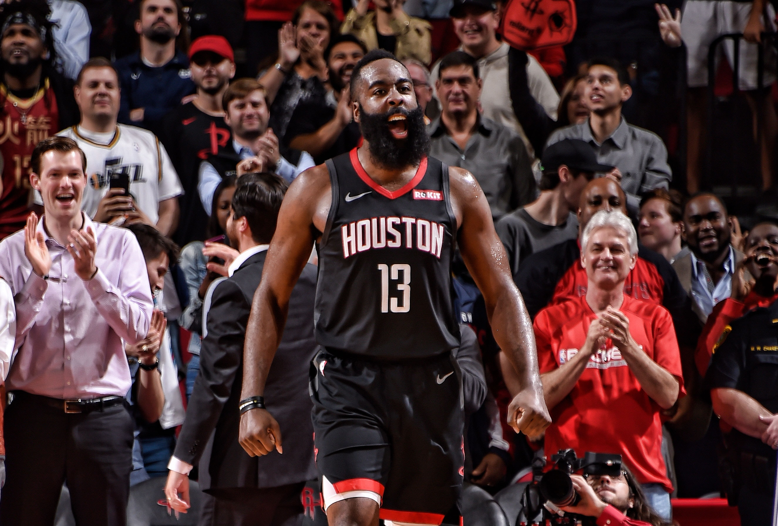 a1f21ba72eb James Harden Named Western Conference Player of the Week