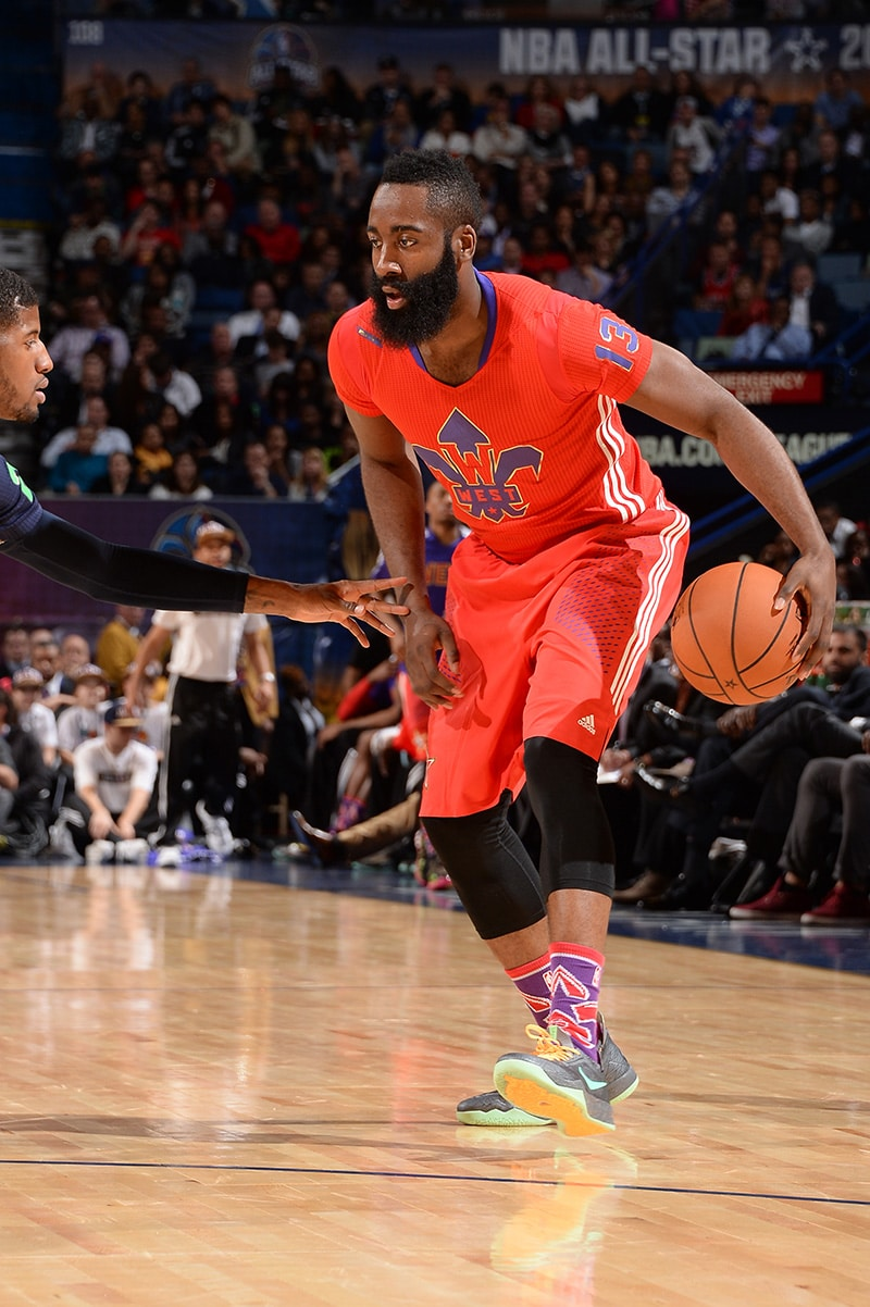 Toyota Of New Orleans >> Harden & Howard in the 2014 NBA All-Star Game | Houston ...