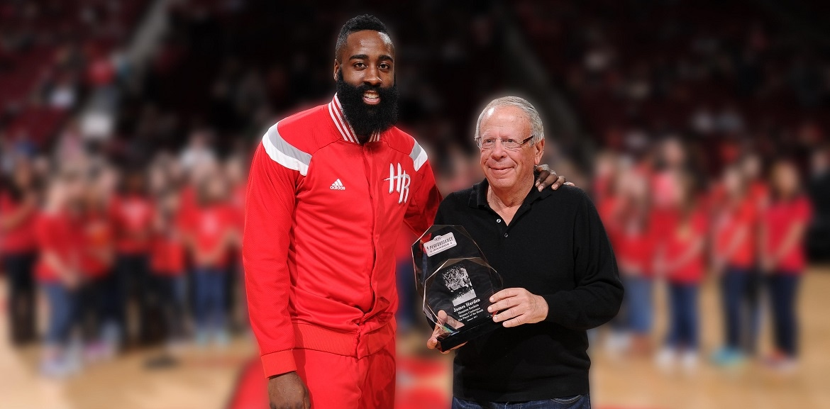 Rockets Sign James Harden to Four-Year Contract Extension