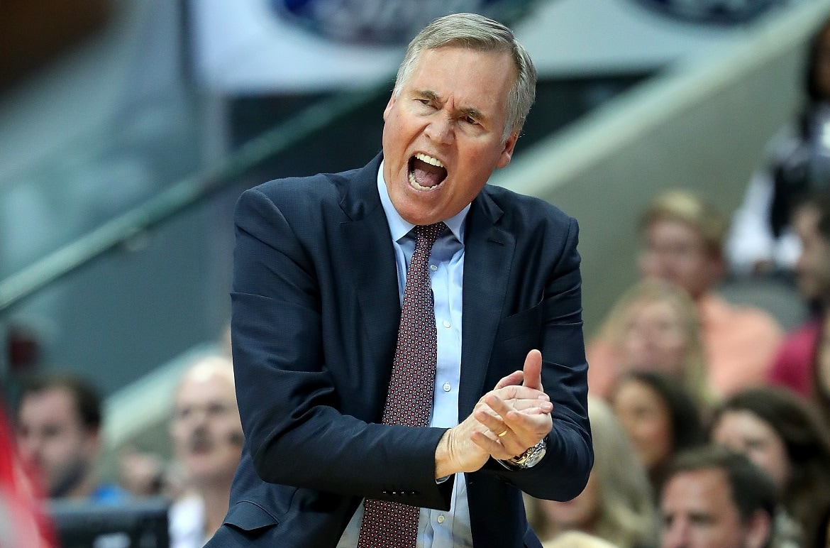 D'Antoni Named Co-Recipient of NBCA Coach of the Year