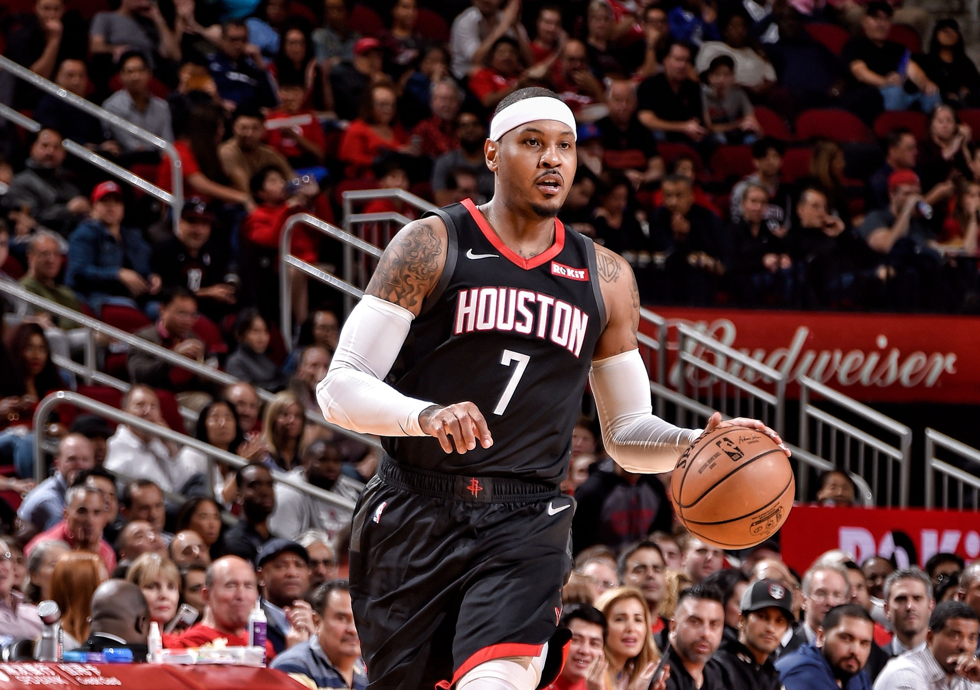 Rockets Statement on Carmelo Anthony