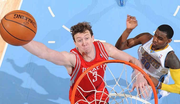 Omer Asik Year in Review
