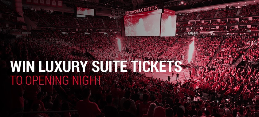 Win Suite Tickets to Opening Night