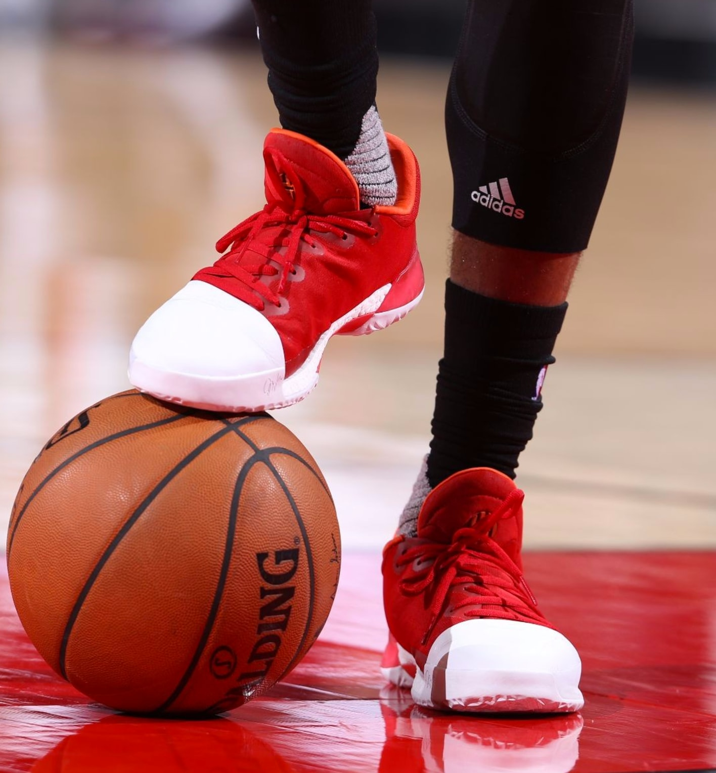 Win a Pair of Harden Vol. 1 Shoes  540e4f6a1