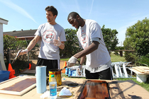 NBA Cares Day of Service - 2