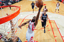 Rockets vs. Grizzlies - 10/09/2014
