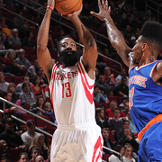 Rockets vs. Knicks - 11/24/2014
