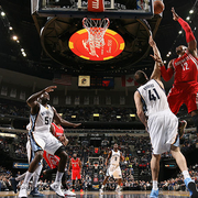 Rockets at Grizzlies - 11/17/2014