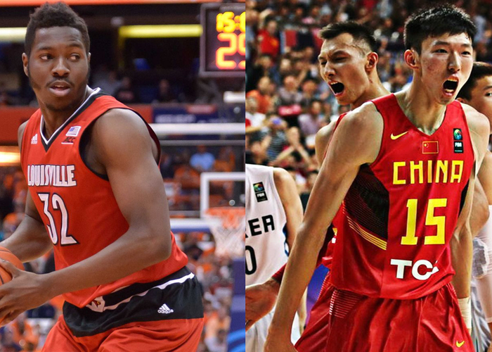 Rockets Select Chinanu Onuaku and Zhou Qi in 2016 NBA Draft ... 1fc30d39f