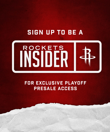 It's Free - Sign Up For Playoff Presales