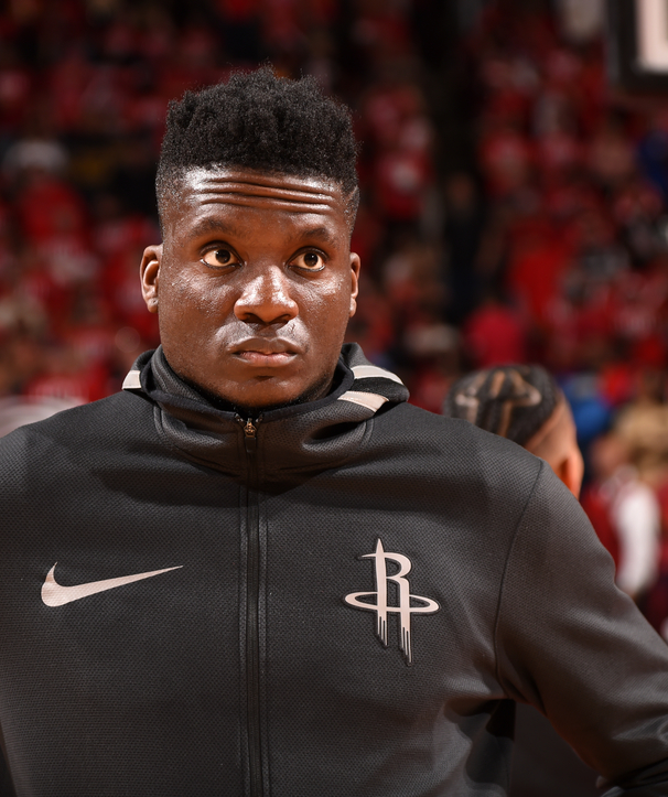 Plays of the Year: Clint Capela