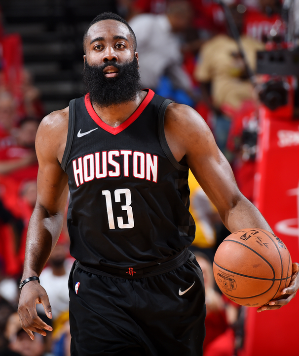 Plays of the Year: James Harden